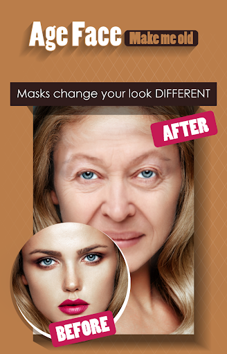 Age Face - Make me OLD screenshot 1