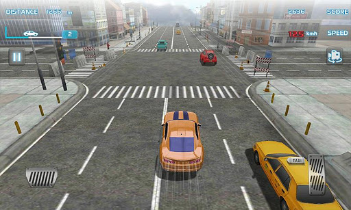 Turbo Driving Racing 3D screenshot 4