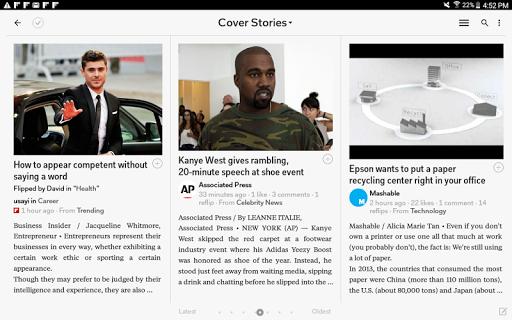 Flipboard - Latest News, Top Stories & Lifestyle screenshot 12