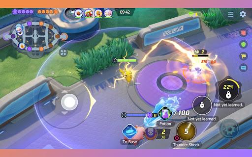 Pokémon UNITE screenshot 12