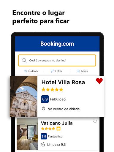 Booking - Reserva de Hotéis screenshot 6