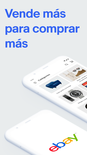 eBay - Comprar y vender ya en el mercado online screenshot 1