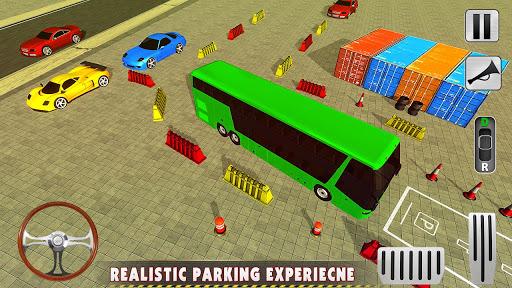 बस कार ड्राइव और पार्किंग गेम - बस वाला गेम 2020 स्क्रीनशॉट 7