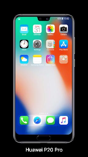 Launcher iOS 15 screenshot 11