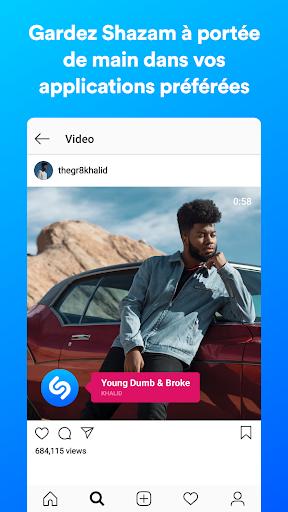 Shazam screenshot 5