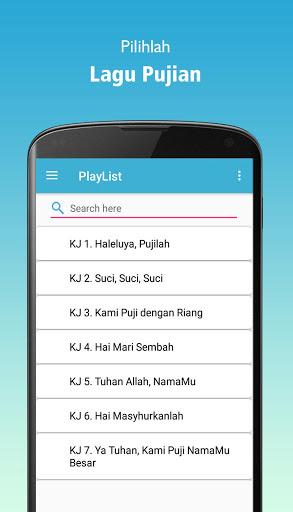 Kidung Pujian (KJ, PKJ, NKB) screenshot 3