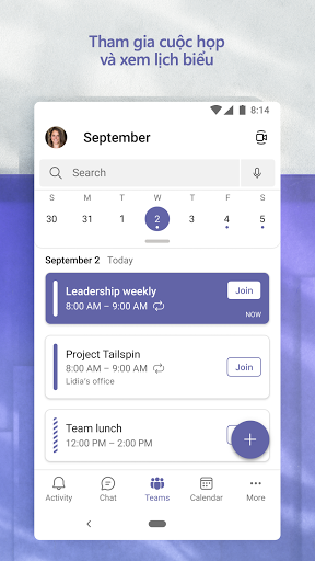 Microsoft Teams screenshot 7