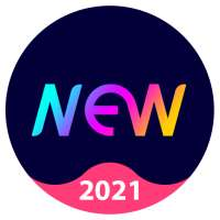 New Launcher 2021 themes, icon packs, wallpapers on 9Apps