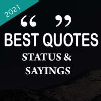 Best Quotes, Status & Sayings on 9Apps