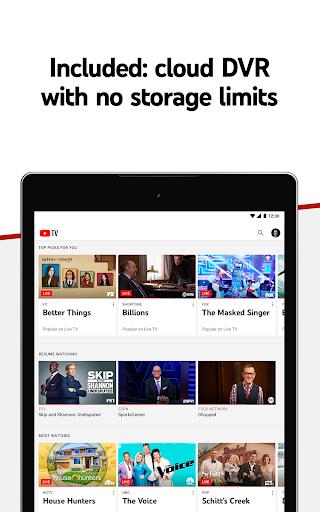 YouTube TV: Live TV & more screenshot 9