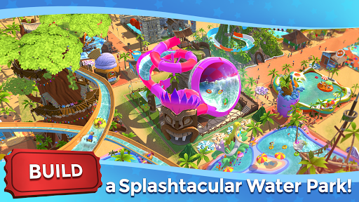 RollerCoaster Tycoon Touch - Build your Theme Park screenshot 4