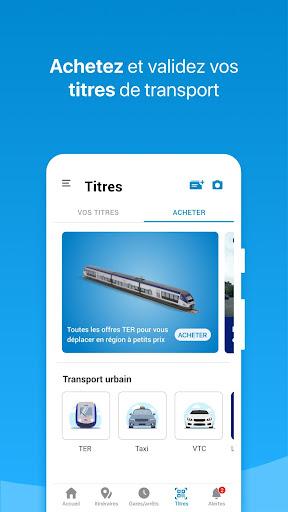 SNCF screenshot 3