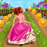 Royal Princess Island Run : Endless Running Game on 9Apps