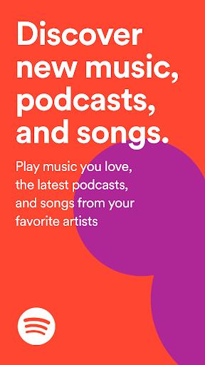 Spotify - Muzik dan Podcast screenshot 1