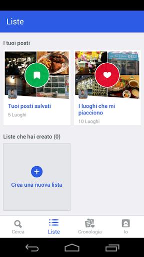 Foursquare screenshot 4