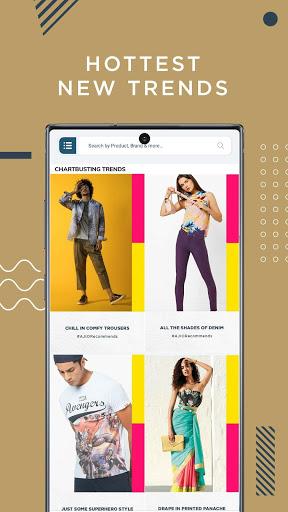 AJIO Online Shopping - Handpicked Curated Fashion screenshot 2