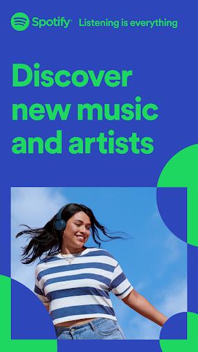 Spotify: মিউজিক এবং পডকাস্ট screenshot 1