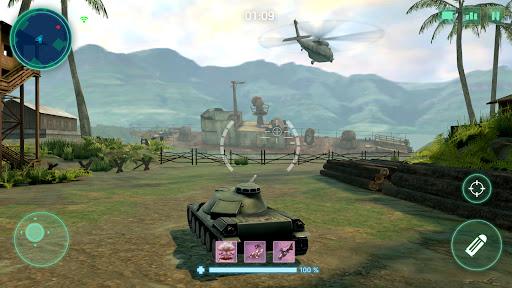 War Machines: Tank Army Game screenshot 1