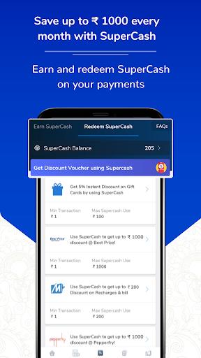 BHIM UPI, Money Transfer, Recharge & Bill Payment screenshot 5