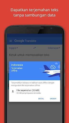 Google Terjemahan screenshot 3