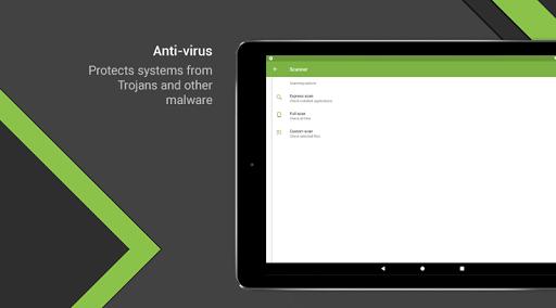 Dr.Web Security Space screenshot 18