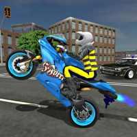 محاكاة الدراجة الرياضية الانجراف 3D on 9Apps
