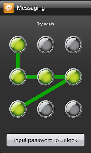 App Lock 2 تصوير الشاشة
