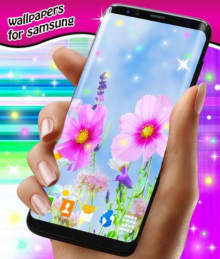 Live Wallpaper for Samsung ⭐ Spring HD Wallpapers screenshot 1