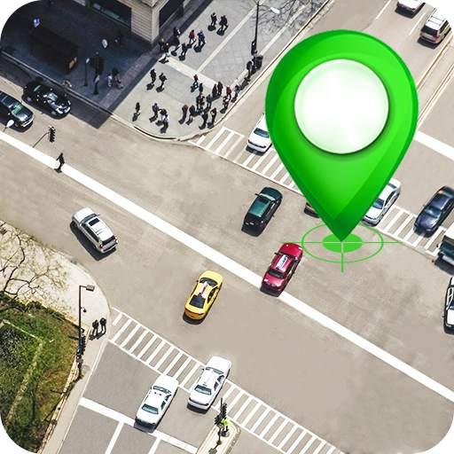 GPS Satellite Maps Navigation