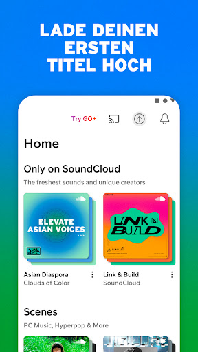 SoundCloud Music - Musik, Songs & Podcasts screenshot 8