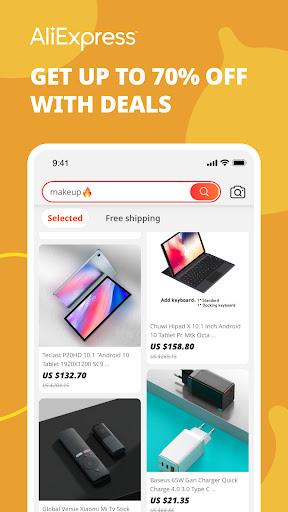AliExpress screenshot 3