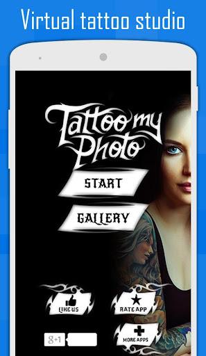 Tattoo my Photo 2.0 screenshot 6