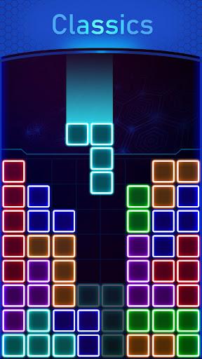 Glow Block Puzzle screenshot 9