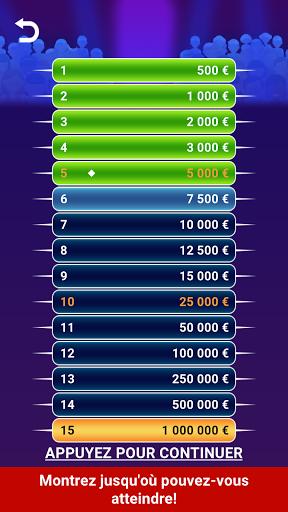 Millions 2021 - Qui veut des millions screenshot 3