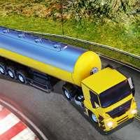 Oil Tanker Fuel Transporter 3D on 9Apps