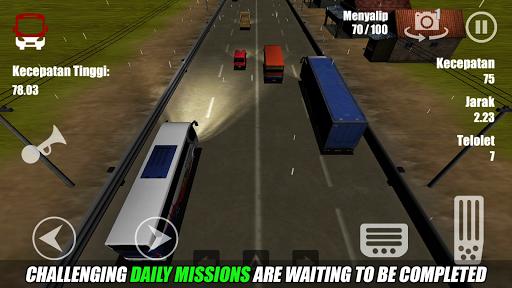 Telolet Bus Driving 3D screenshot 4