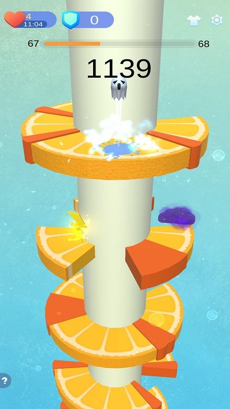 Jumpy Jumpy screenshot 2