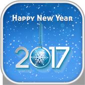 Año Nuevo 2015 de la cremaller icon