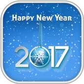 New Year 2017 Zipper Lock on 9Apps