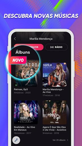 Resso Music - Streaming de Músicas e Podcasts screenshot 4