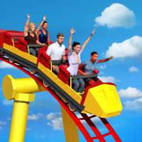 Roller Coaster Games 2020 Theme Park on 9Apps