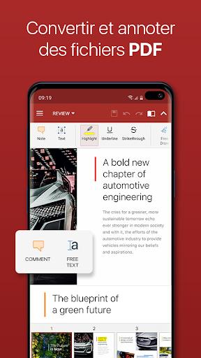 OfficeSuite   PDF Editor screenshot 4