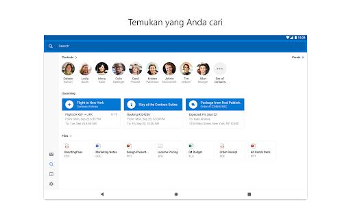 Microsoft Outlook screenshot 9