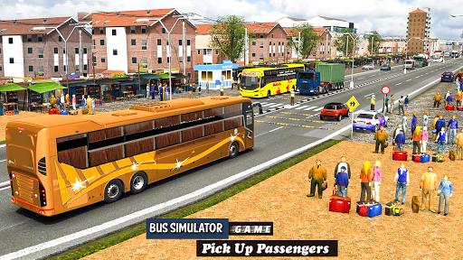 publiczny autobus transport symulator trener gra screenshot 4