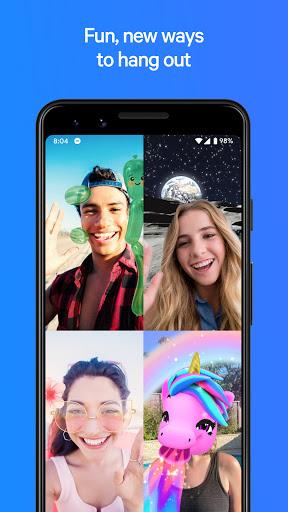 Messenger – SMS, 음성 및 영상 통화 screenshot 1