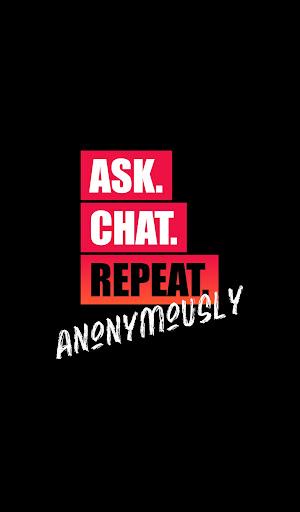 ASKfm -匿名で質問してね screenshot 1