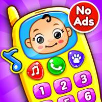 Baby Games - Piano, Baby Phone, First Words on 9Apps