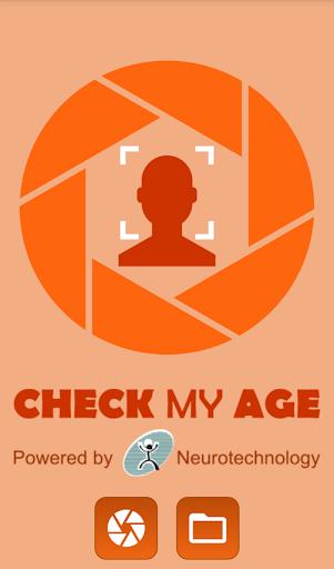 Check My Age screenshot 1