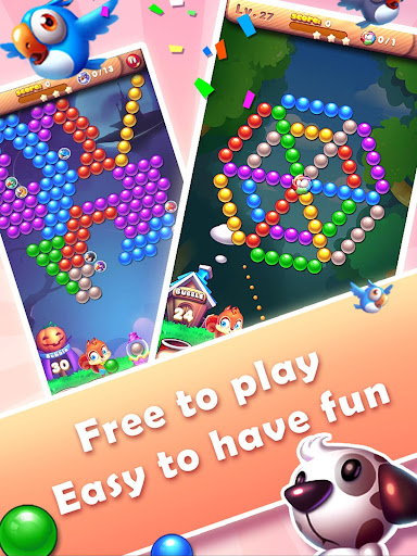 Bubble Bird Rescue 2 - Shoot! screenshot 18