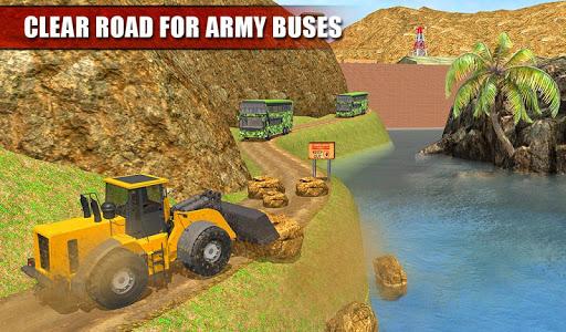 Army Bus Driver 2021:Real Military Coach Simulator screenshot 13